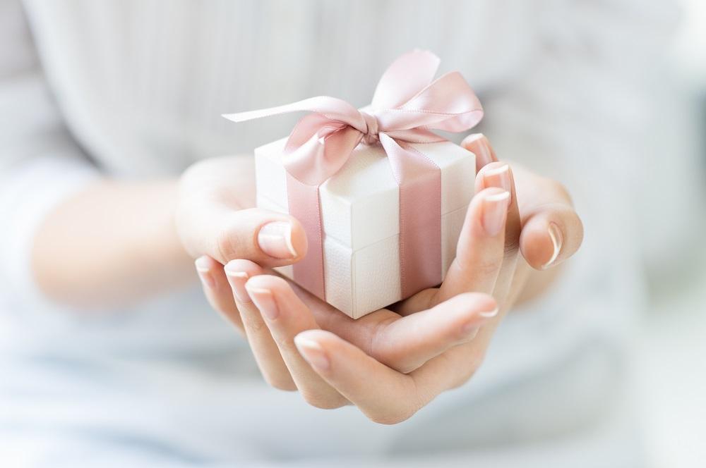 Hochzeitsgeschenk: Geschenk zur Hochzeit