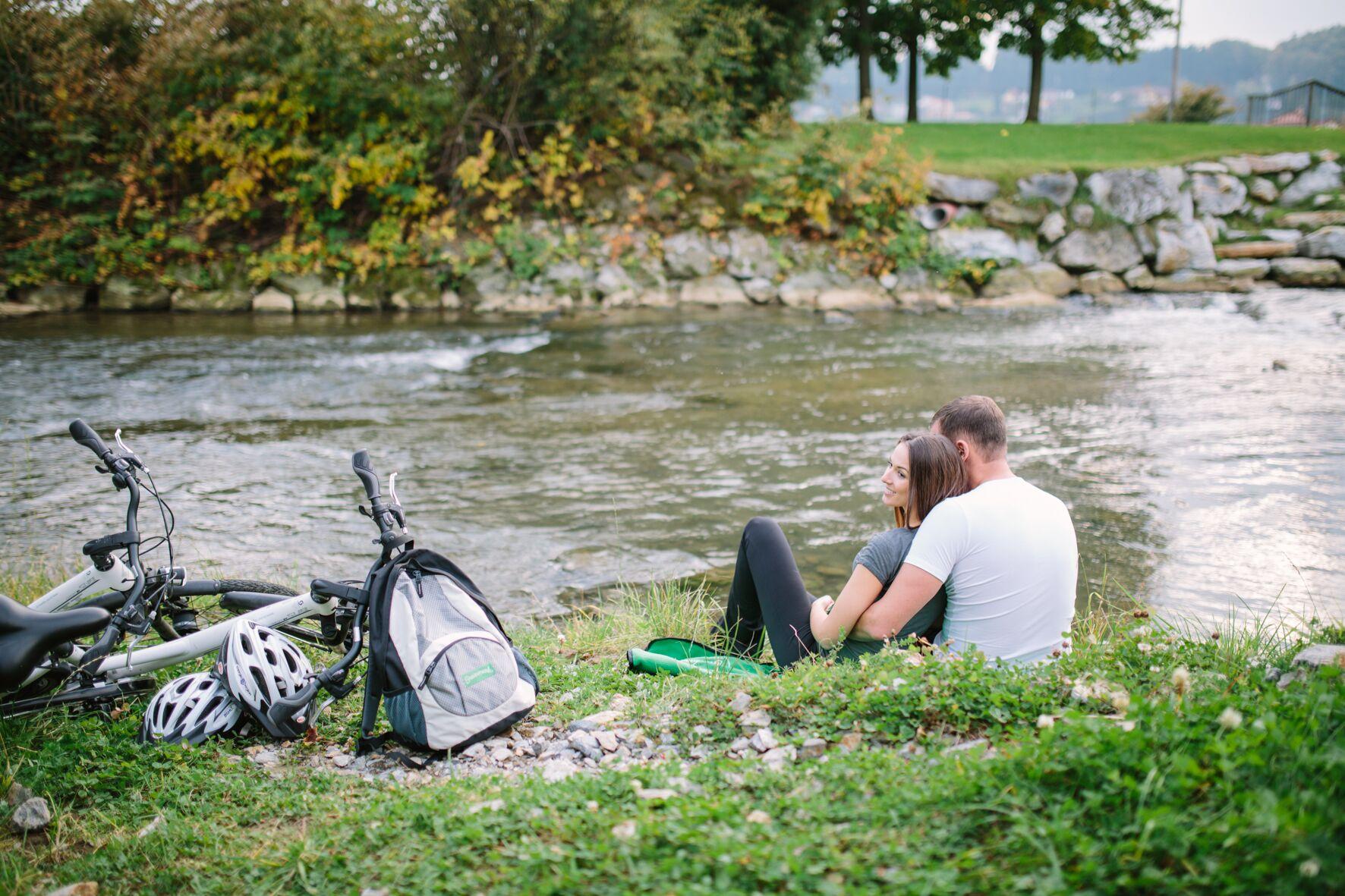 Raabtalradweg - Radfahren in der Steiermark