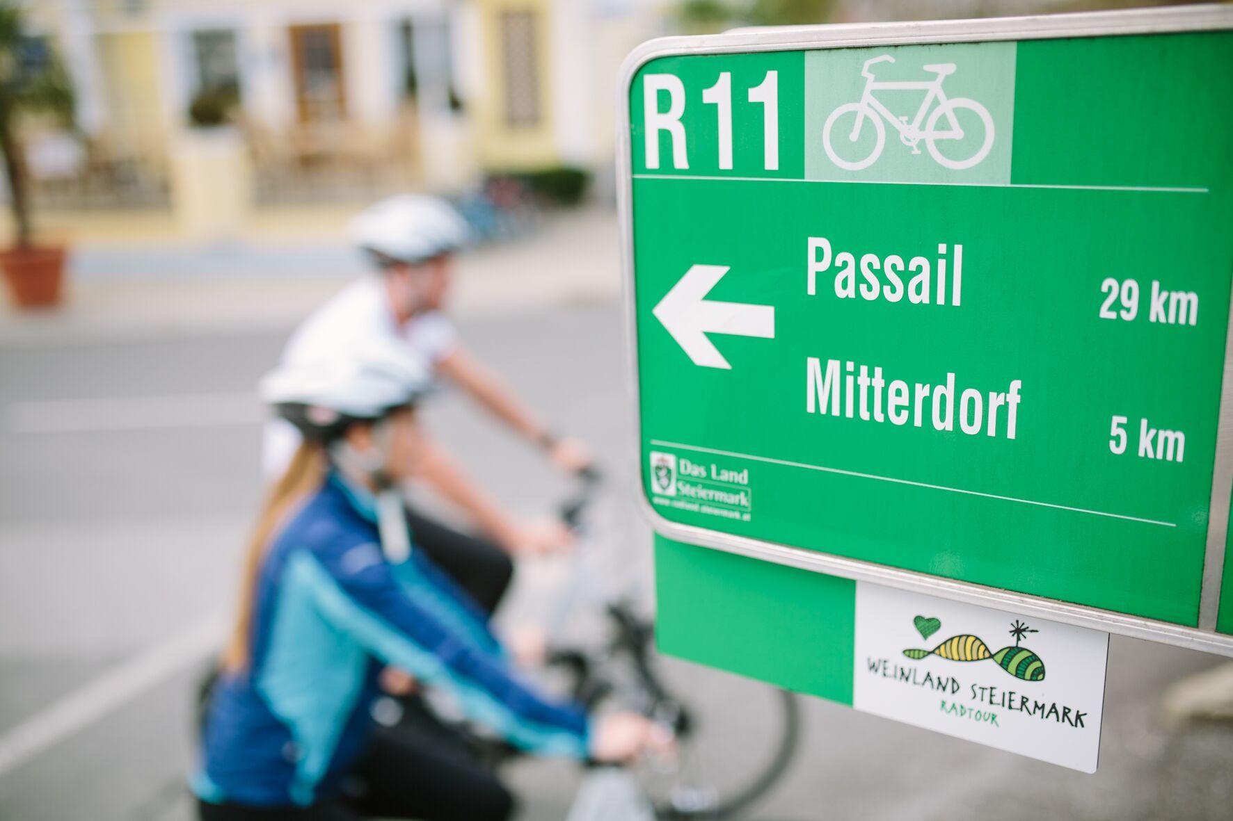 Radfahren in der Steiermark-Radtour