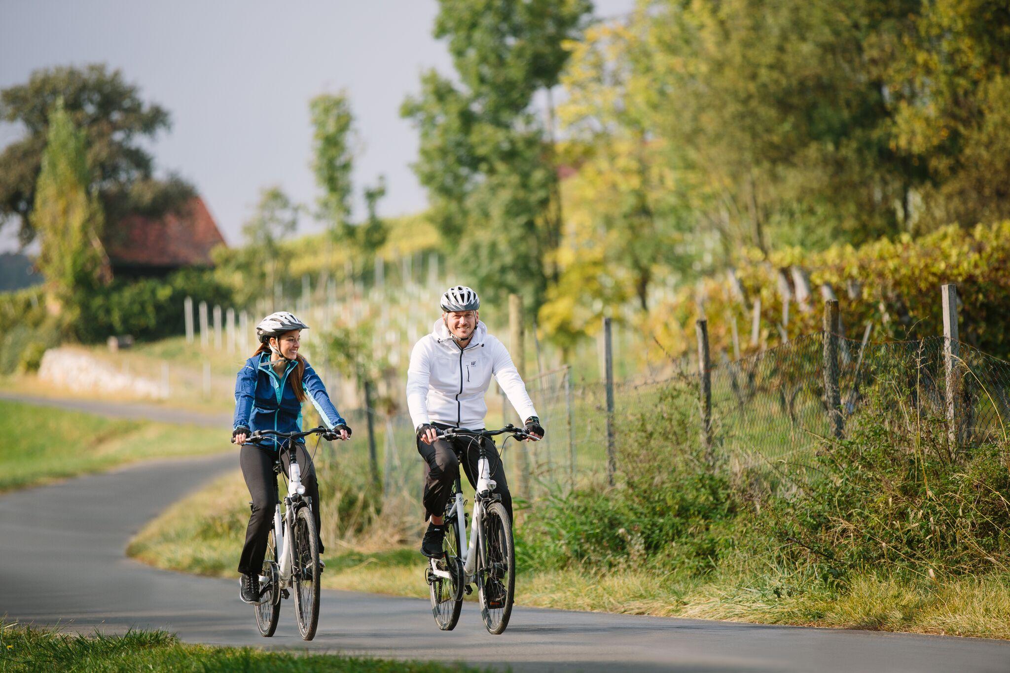Radreise Steiermark