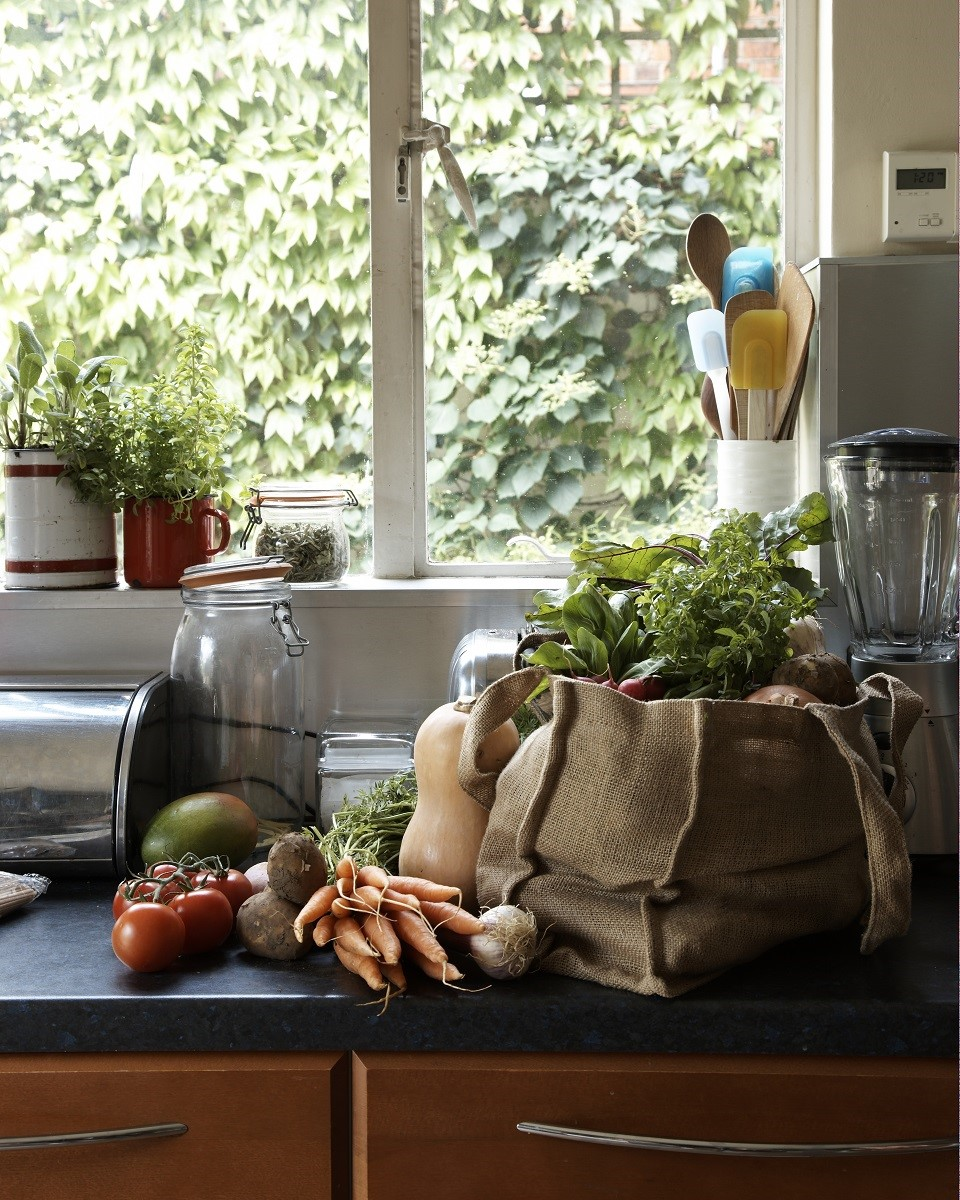 Entschlackungskur mit Gemüse und Obst