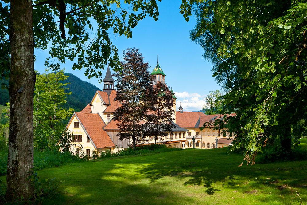 Schloss Kassegg im Gesäuse - Steiermark