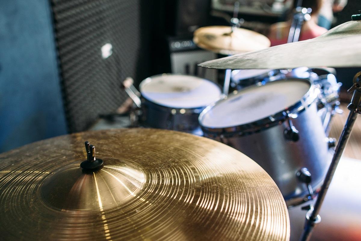 Schlagzeug spielen in Wien